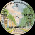 Teenage lament '74 / Hard hearted Alice - UK - B