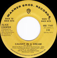 Eighteen / Caught in a dream - Canada - Back to Back Hits - 1st - B
