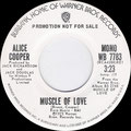 Muscle of Love / Crazy Little Child - USA - PROMO - B