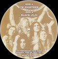 I'm Eighteen (live) / Black Juju (live) - Bootleg Picture Disc - Greece - B