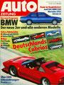 (0169) Nr. 23 - 08.11.1982 - Cabrio Bericht - Seite 6-11
