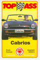 (0291) TOP ASS Cabrios - Nr. 3059/5 - D2 - Golf 1 Cabrio GTi (Deckblatt)