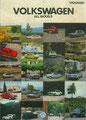 (0039) Volkswagen All Models - ca. 1982 - 12 Seiten - 210 x 295 mm