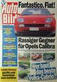 (0134) Nr. 24 - 12.06.1993 - Fünf Kompakte Cabrios im Vergleich - Seite 22-29