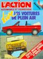 (0207) Nr. 225 - 07/08.1979 - Test: Golf I Cabrio - Seite 37-39