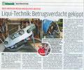 Bericht in Auto Bild Klassik 10/2013