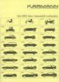 (0108) Karmann - Seit 1902 dem Automobil verbunden.