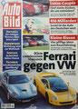 (0234) Nr. 22 - 29.05.1998 - Gebrauchtwagen Test: Golf I/Golf III Cabrio - Seite 90-95