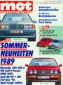 (0236) Nr. 12 - 26.05.1989 - 10 Jahre Golf I Cabrio - Seite 186-189