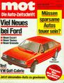 (0196) Nr. 15 - 25.07.979 - Test: Golf I Cabrio - Seite 22-31