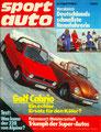 (0192) Nr. 4 - 04.1979 - Vergleich: Käfer Cabrio/Golf I Cabrio - Seite 18-24