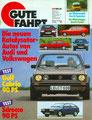 (0180) 08.1984 - Test: Golf I GL Cabrio mit 90 PS - Seite 26-29