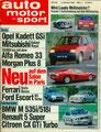 (0151) Nr. 20 - 03.10.1984 - Test - Seite 32-33