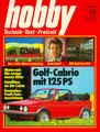 (0189) Nr. 18 - 01.09.1980 - Bericht: Golf I Cabrio mit 125 PS - Seite 36-43
