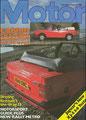 03.1984 - Vergleichstest: Gof I GTi Cabrio/Ford Escort 1.6i - Seite 10-15
