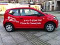 La Volkswagen Up à gagner cette année à Coutances