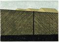 Lärmschutzwall I, 15 x 21 cm, Linolschnitt, Auflage 10