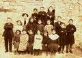 Classe des années 1930 à Arpavon