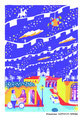 """フカザワテツヤ """"ホットチョコラテcafeアート店""""          2019年1月11日(金)~14日(月)、18日(金)~20日(日)"""