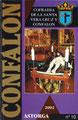 Revista Confalón. Santa Vera Cruz y Confalón nº 10 - 2002