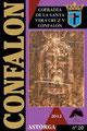 Revista Confalón. Santa Vera Cruz y Confalón nº 20 - 2012