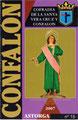 Revista Confalón. Santa Vera Cruz y Confalón nº 15 - 2007
