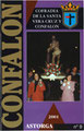 Revista Confalón. Santa Vera Cruz y Confalón nº 9 - 2001