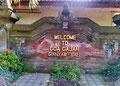 Tempel Goa Gajah (Elefantentempel) Bali