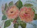 Bloemen - olieverf op canvas - 29,5x20cm - sept.2016 - te koop 35 euro