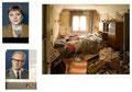 """couple in bedroom of the republic"" • 2009 • 110x190cm / 43x75"""