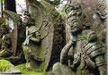 三十三観音菩薩石仏〔赤山禅院〕‥玄元舎から徒歩3分、本当にウチトコの仏さんです。