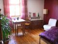 ALTE BUX Zotzenbach, lila Doppelzimmer