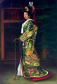 "Hana-Yome (Bride),  Size: 24"" x 36: (61cm x 91cm)"