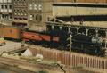 Die grosse und superdetailierte Anlage in Spur 0 aus der Schweiz