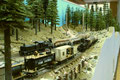"""Waldbahn-Flair auf der H0-Anlage """"The Woodbridge Lumber"""""""