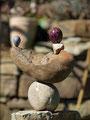 Nr. 82 - Steinbalance mit Ei