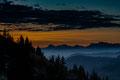 Sonnenaufgang am Hochgrat