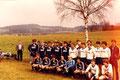DFB-Pokal 1984 ASV - SpVgg Bayreuth