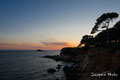 Sunset at Bandol - French Riviera - France