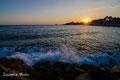 Sunset at Bandol - French Riviera - France