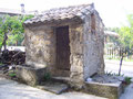 Pozo de Casa Arasanz de Lamata (Huesca). PGOU de Abizanda (Huesca). Julia Justes y Diputación General de Aragón.