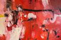 Mind Control, Acryl auf Leinen, 2004