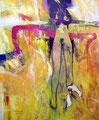 Light Flight, Acryl auf Leinen, 2004