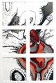 Zungenkitzler 1998 - Farbradierung auf 6 Platten, Keine Auflage; Druck: Radierwerkstätte Mühlbacher, Wien