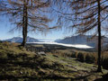 Almwanderung Pitscherberg im Herbst