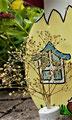 Houten Nestkastje Kabouterhuisje, Details, Vogelhuisje bouwen, raam