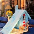 Houten Nestkastje voor Pindakaas pot , Nestkastje, thema, Sound of Music, Vogelhuisje bouwen, vogelhuisje pindakaas pot, huisje sound of music_1