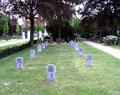 Friedhof Gräberfeld Opfer WKI