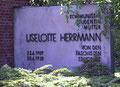 Fachhochschule Denkmal Liselotte Herrmann