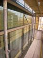 Detalle muro cortina
